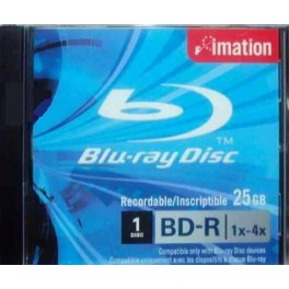 Disco Blu-ray Imation 25Gb Db-r 1x-4x