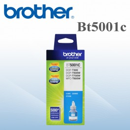 Tinta Brother BT5001C Cyan