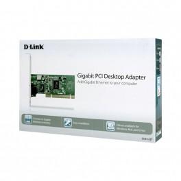 Tarjeta de red D-Link, DGE-528T, PCI, RJ-45, LAN GbE