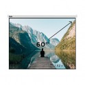 """Ecran Klipx Xtreme de pared KPS-380W (1.52 x 1.52 mts/60"""" diagonal)"""