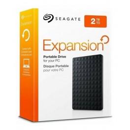 Disco externo Seagate Expansion STEA2000400, 2 TB, USB 3.0 / 2.0
