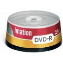 Dvd-R Imation Cono x 25 unidades