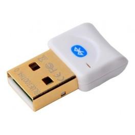 Mini Adaptador Bluetooth USB 4.0 Dual Mode CSR 4.0 Dongle Inalámbrico Para PC Portatil