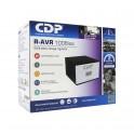 Regulador de voltaje CDP R-AVR1008iss, 1000VA / 600W, 180-250 VAC