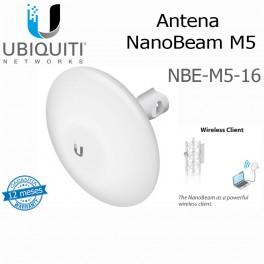 Antena Ubiquiti NBE-M5-16-US NanoBeam M5 Series, 5GHz 16dBi