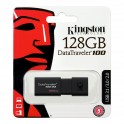 Memoria Usb Kingston 128Gb DataTraveler 100 G3, USB 3.0, DT100G3/128GB