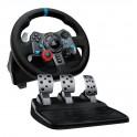 Timon con pedal Logitech G29 Racing Wheel PS4/PS3/PC usb negro 941-000111