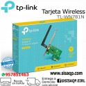 Tarjeta Wireless TP-Link TL-WN781N, 2.4GHz, 802.11b/g/n, 150Mbps, 2 dBi, PCI-e