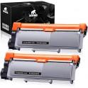 Toner para impresora Dell E515dn 2 unidades - Ikong Compatible