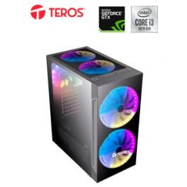 Pc Gamer, Intel Core i3-10100, 8GB DDR4, 1TB, SSD250, Tj 1650