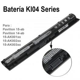 Bateria Hp KI04 14.8v 2200mAh para Hp Pavilion