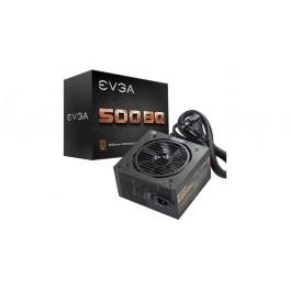 Fuente Poder Evga 500W 80+ Bronze S MODULAR 110-BQ-0500-K1