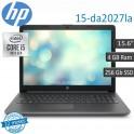 Notebook Hp 15-DA2027LA I5, 256 Gb