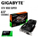 Tarjeta de video Gigabyte Nvidia GeForce GTX 1650 Super Windforce, 4GB GDDR6 128-bit, PCI-e 3.0