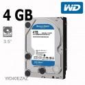 """Disco duro WD 4 Tb WD40EZAZ, SATA 6.0 Gb/s, 5400 RPM, 3.5"""""""