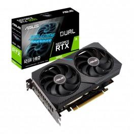 Tarjeta de Video Asus Geforce Dual RTX 3060 OC 12GB GDDR6 HDMI/DP DUAL-RTX3060-O12G