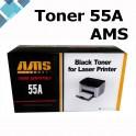 Toner Compatible 55a Negro Compatible Ams