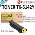 Toner Kyocera TK-5142Y Amarillo