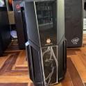 Computadora I3-10100 Usada 8gb de ram/500GB disco duro/ case gamer Antryx 450W reales