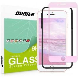 Protector de pantalla de cristal templado transparente, iPhone 8 Plus