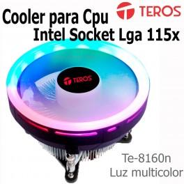 Cooler para procesadores Intel Socket LGA 115X series Teros Te-8160n