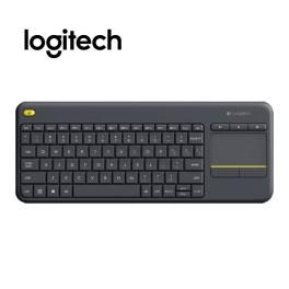 Teclado inalambrico Logitech K400 Plus, Receptor USB, touch pad, 920-007123